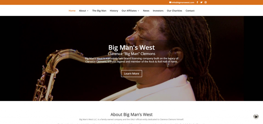 Big Man's West