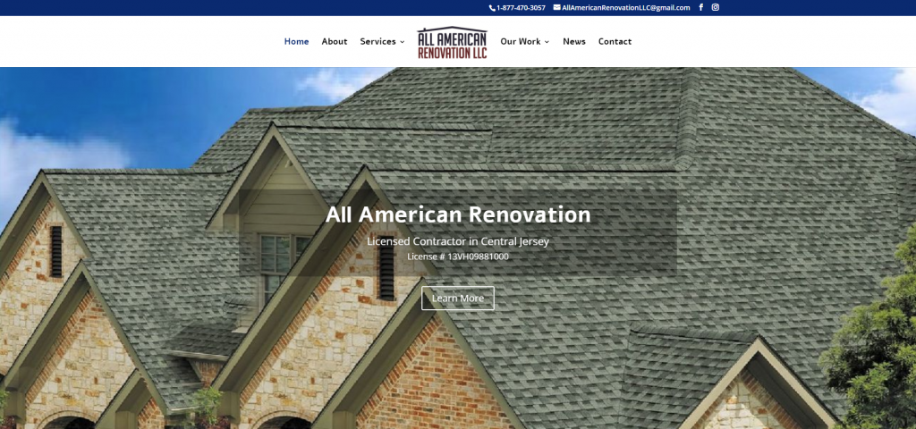 All American Renovation, LLC