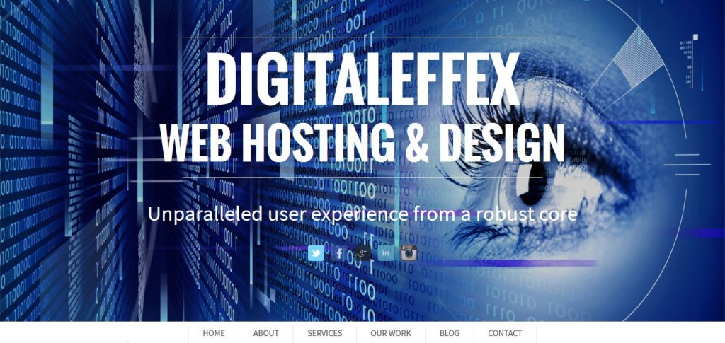 DigitalEffex Web Hosting & Design