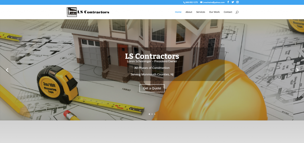 LS Contractors