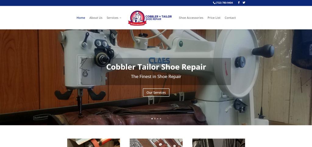 Cobbler Tailor Shoe Repair