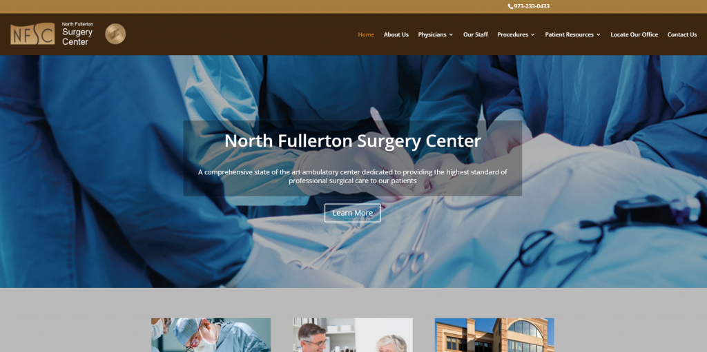North Fullerton Surgery Center