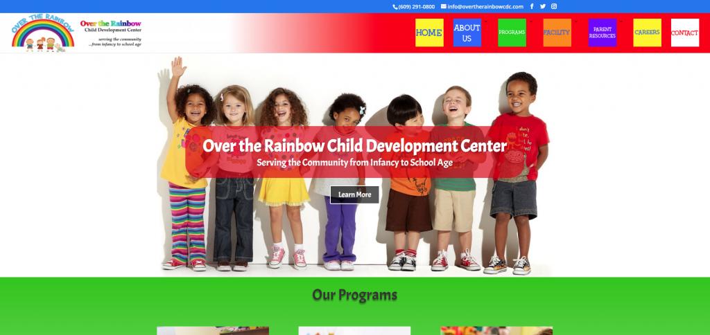 Over the Rainbow Child Development Center